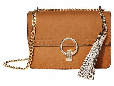 Aldo - Aldo Cognac Dirasen Cross Body Bag