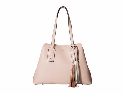 Aldo - Aldo Light Pink Darolea Tote Handbag