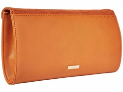 Aldo Medium Brown Maiorino Clutch Bag - Thumbnail