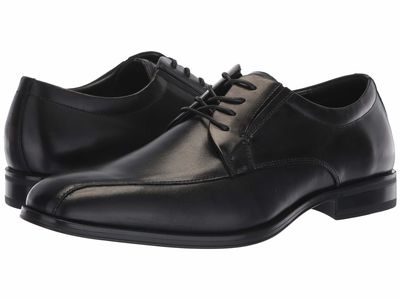 Aldo - Aldo Men Black Leather Spakeman Oxfords