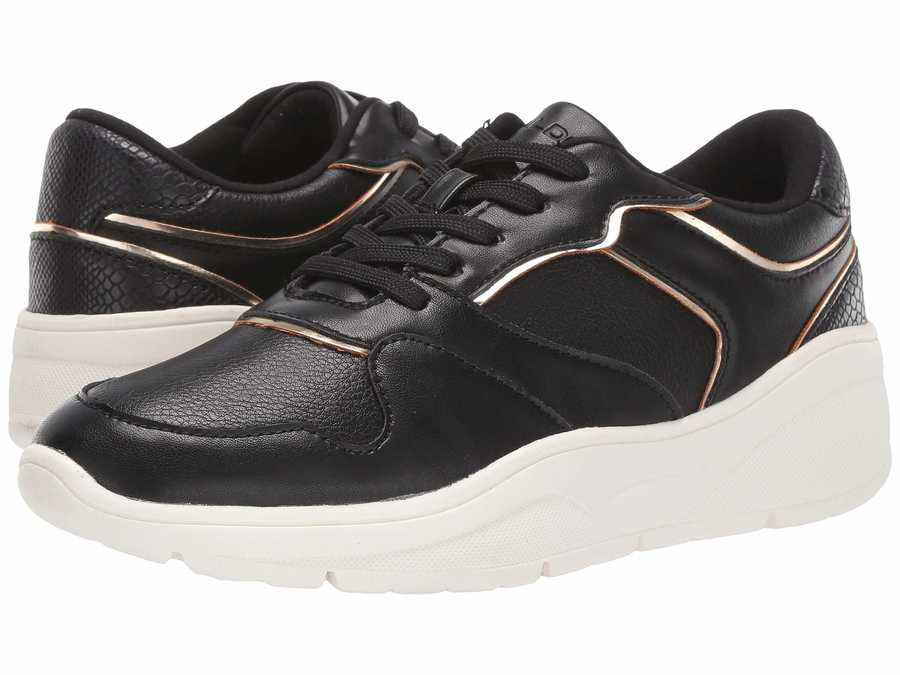 Aldo Women Black Agrarevia Lifestyle Sneakers