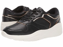 Aldo Women Black Agrarevia Lifestyle Sneakers - Thumbnail
