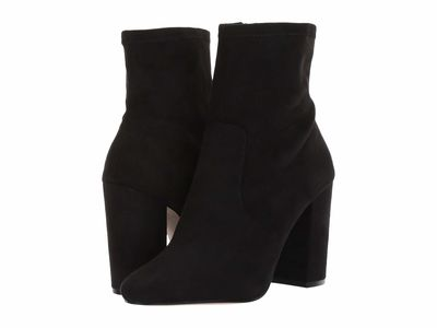 Aldo - Aldo Women Black Haosien Ankle Bootsbooties
