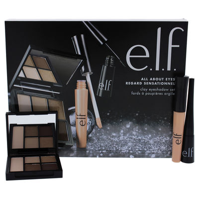 e.l.f. - All About Eyes Set 3Pc