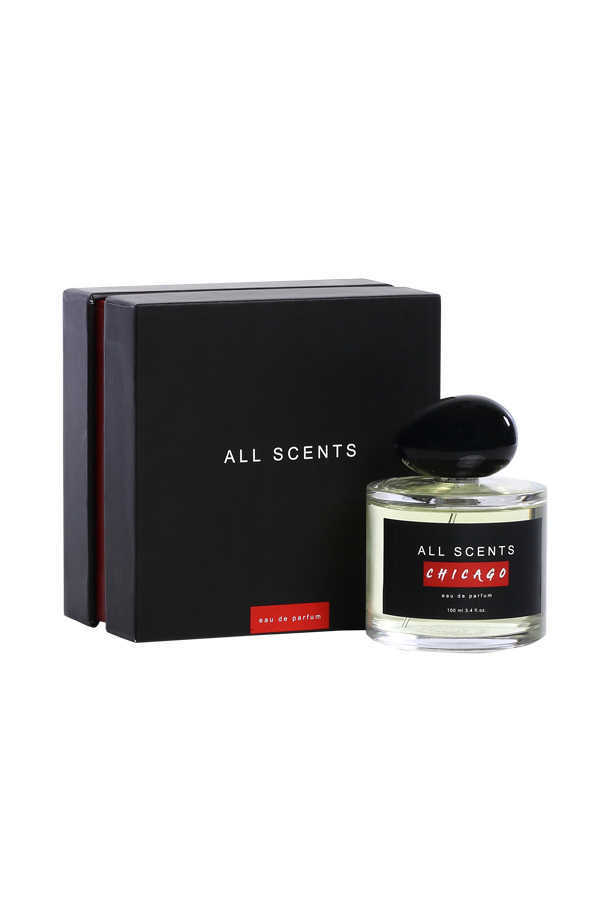 All Scents Chicago Men 100 ML Perfume