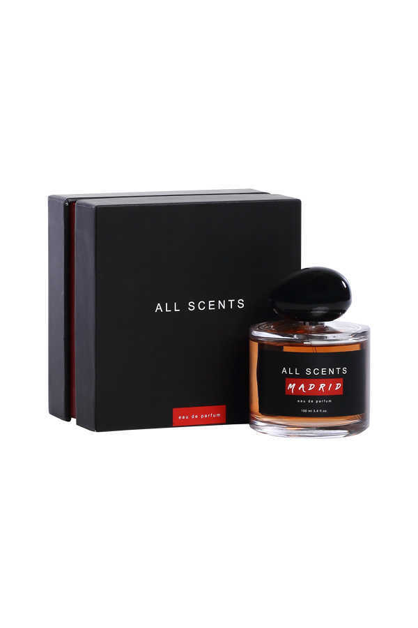 All Scents Madrid Men 100 ML Perfume