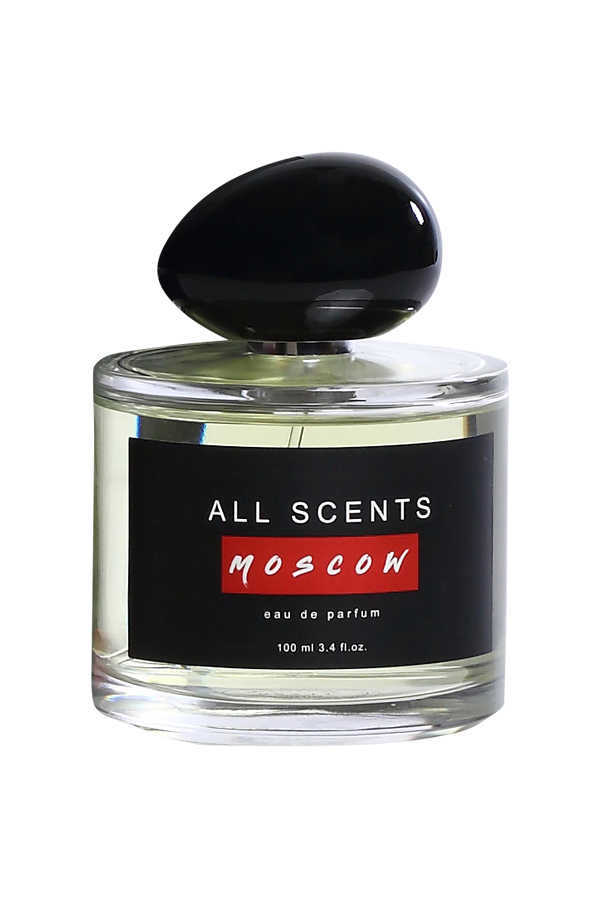 All Scents Moscow Men 100 ML Perfume