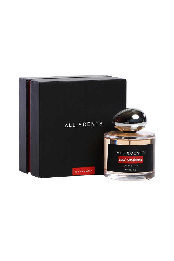 All Scents San Francisco Women 100 ML Perfume