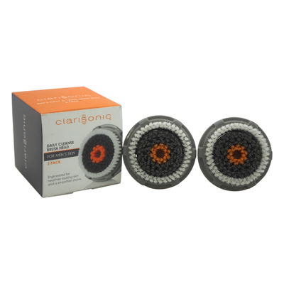Clarisonic - Alpha Fit Mens Daily Cleanse Brush Head Twin Pack 2Pc Brush Head