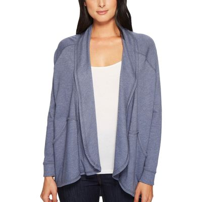 Alternative - Alternative Admiral Blue Vintage Heavy Knit Zen Wrap