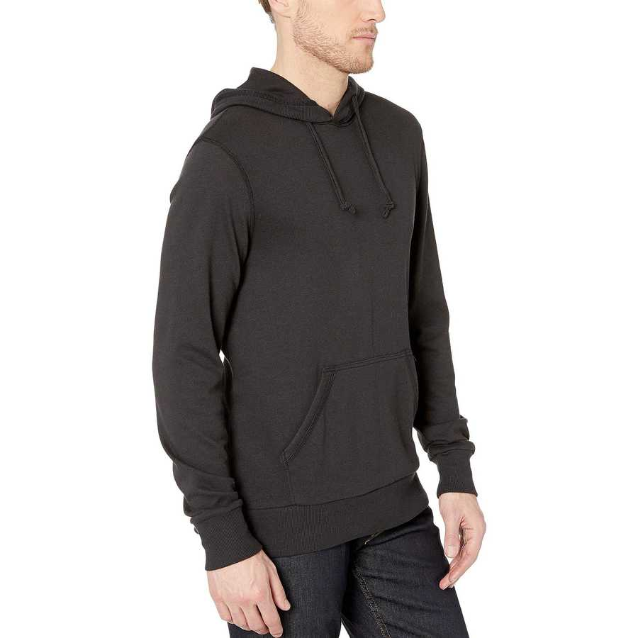 Alternative Black Everyday Pullover Hoodie