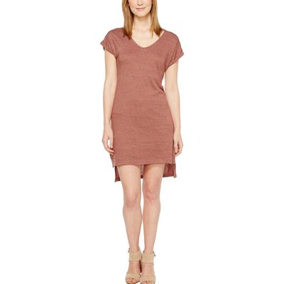 Alternative - Alternative Desert Rock Overdye Seaside Stripe Eco Jersey Yarn Dye Stripe Escapade Dress