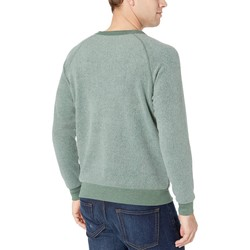 Alternative Eco True Dusty Pine Eco Teddy Champ Eco Fleece Sweatshirt - Thumbnail