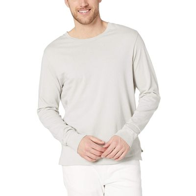 Alternative - Alternative Light Grey Long Sleeve Outsider Tee