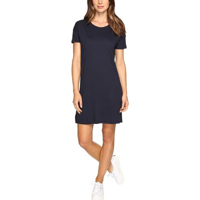 Alternative - Alternative Midnight Straight Up Cotton Modal T-Shirt Dress