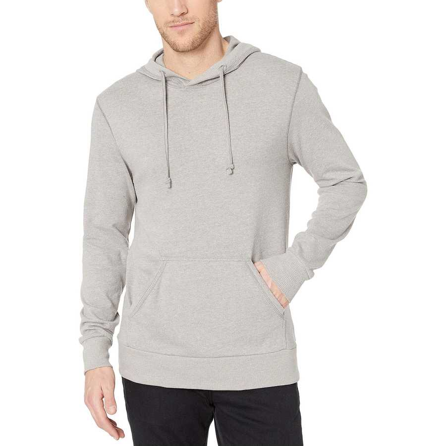 Alternative Smoke Grey Everyday Pullover Hoodie