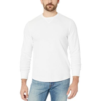 Alternative - Alternative White Vintage Thermal Crew