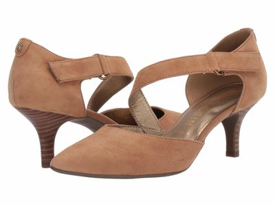Anne Klein - Anne Klein Women Natural Floyd Pumps