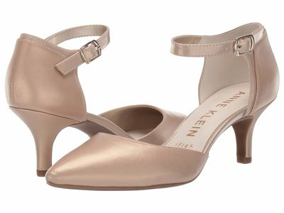 Anne Klein Women Natural Multi Fields Pump Pumps