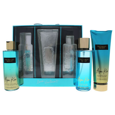 Victorias Secret - Aqua Kiss Set 3Pc