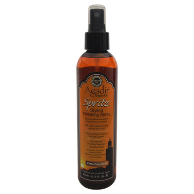 Agadir - Argan Oil Spritz Styling Finishing Spray - Extra Firm Hold 8oz