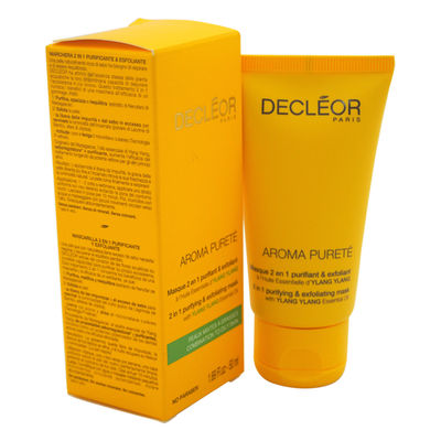Decleor - Aroma Purete 2 in 1 Purifying and Oxygenating Mask 1,69oz