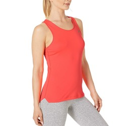 Asıcs Flash Coral Run Silver Tank Top - Thumbnail