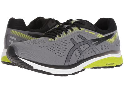 Asics - Asics Men Carbon/Black Gt-1000 7 Running Shoes