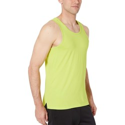 Asıcs Neon Lime Run Singlet - Thumbnail