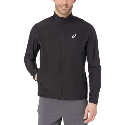Asics - Asıcs Performance Black Run Silver Jacket