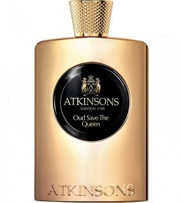 Atkinsons - Atkinsons Oud Save The Queen 100 ML EDP Unisex (Original Tester Perfume)