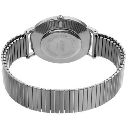August Steiner Women's Classic Expansion Band Bracelet Watch AS8216SS - Thumbnail
