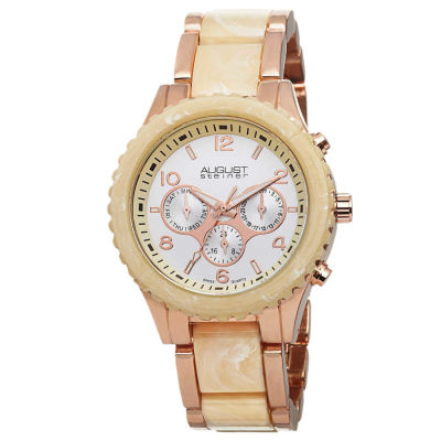 August Steiner - August Steiner Women's Swiss Quartz Multifunction Bracelet Watch AS8093RG