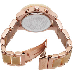 August Steiner Women's Swiss Quartz Multifunction Bracelet Watch AS8093RG - Thumbnail