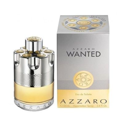Azzaro - Azzaro Wanted 100 ML EDT Men Perfume (Original)