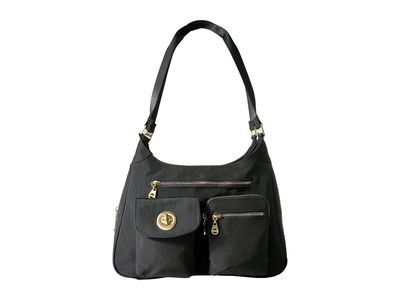 Baggallini - Baggallini Black İnternational San Marino Satchel Handbag