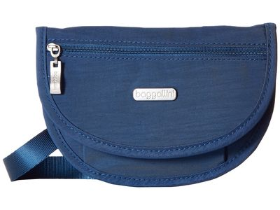 Baggallini Pacific Legacy Teenee Rfid Phone Bagg Cross Body Bag