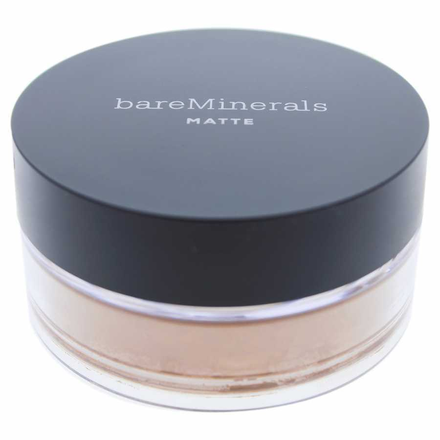bareMinerals Matte Foundation SPF 15 - 24 Neutral Dark 0.21 oz