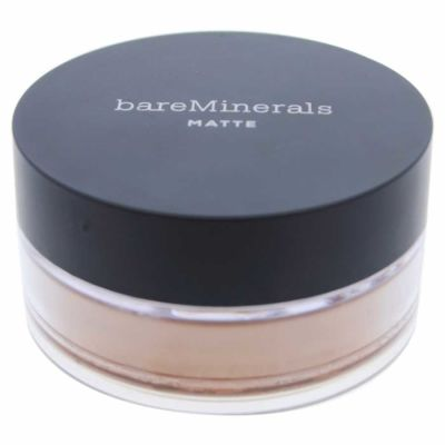 bareMinerals - bareMinerals Matte Foundation SPF 15 - 26 Warm Dark 0.21 oz