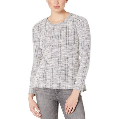 BCB Generation - Bcbgeneration Multi Tie Back Long Sleeve Knit Top