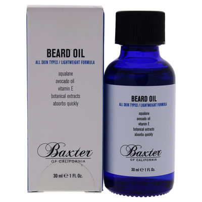 Baxter Of California - Beard Oil 1oz