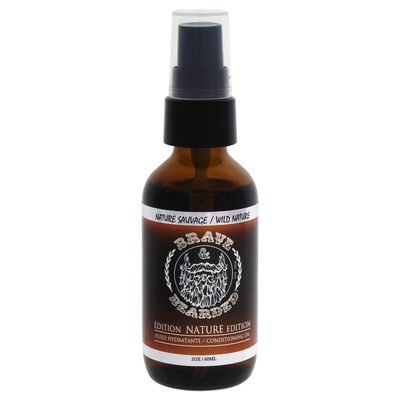 Brave & Bearded - Beard Oil - Wild Nature 2oz