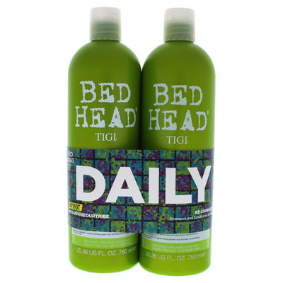 TIGI - Bed Head Urban Antidotes Re-energize Kit 2Pc Kit