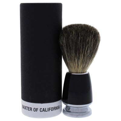 Baxter Of California - Best Badger Shave Brush - Black 1Pc