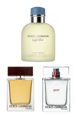 Dolce&Gabbana - BEST DEAL OF DOLCE GABBANNA MEN SET