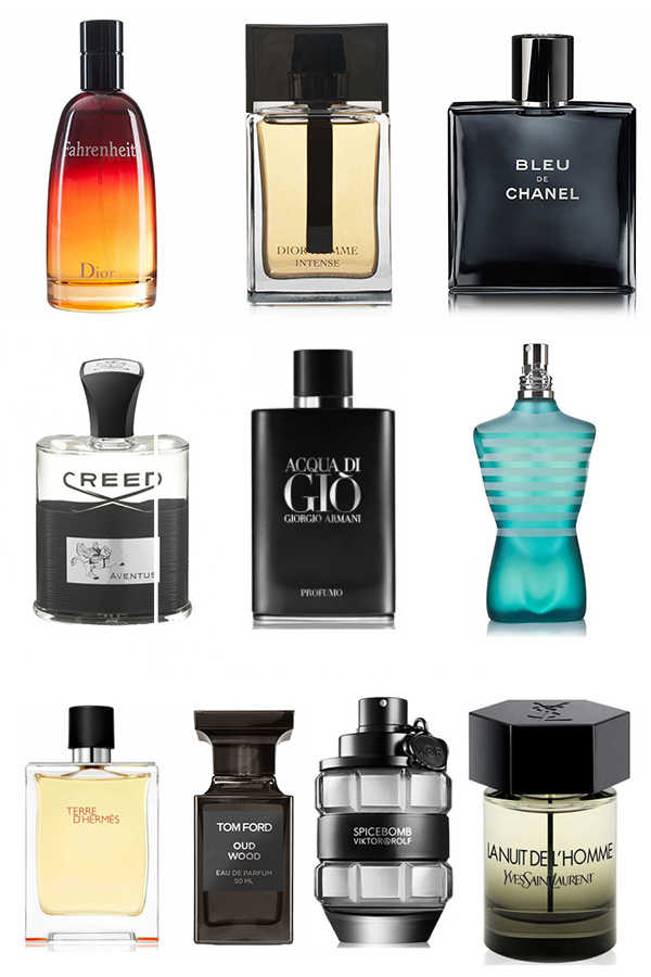 Best Men's Perfume Of All Time