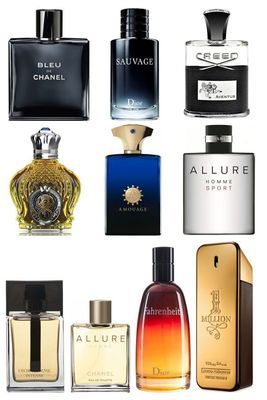 Best Perfume - افضل 10عطور للرجال