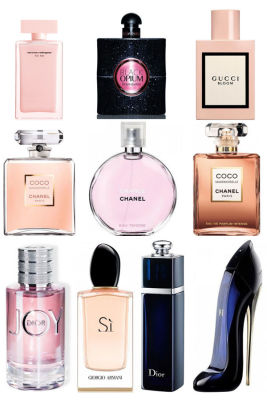 Best Perfume - BEST OF 10 PERFUMES FOR WOMEN