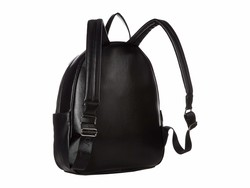 Betsey Johnson Black Between The Lines Backpack - Thumbnail