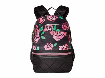 Betsey Johnson Floral Bb19290 Backpack